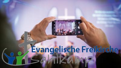 Karfreitaggottesdienst NUR im Livestream @ Weitere Infos über EFS@Sahlkamp.de